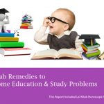 Education and Study Problems Solution